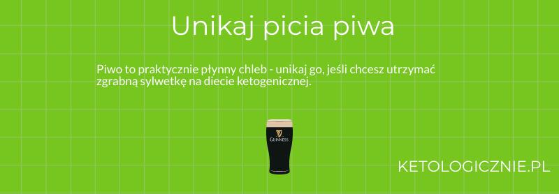 infografika unikaj picia piwa